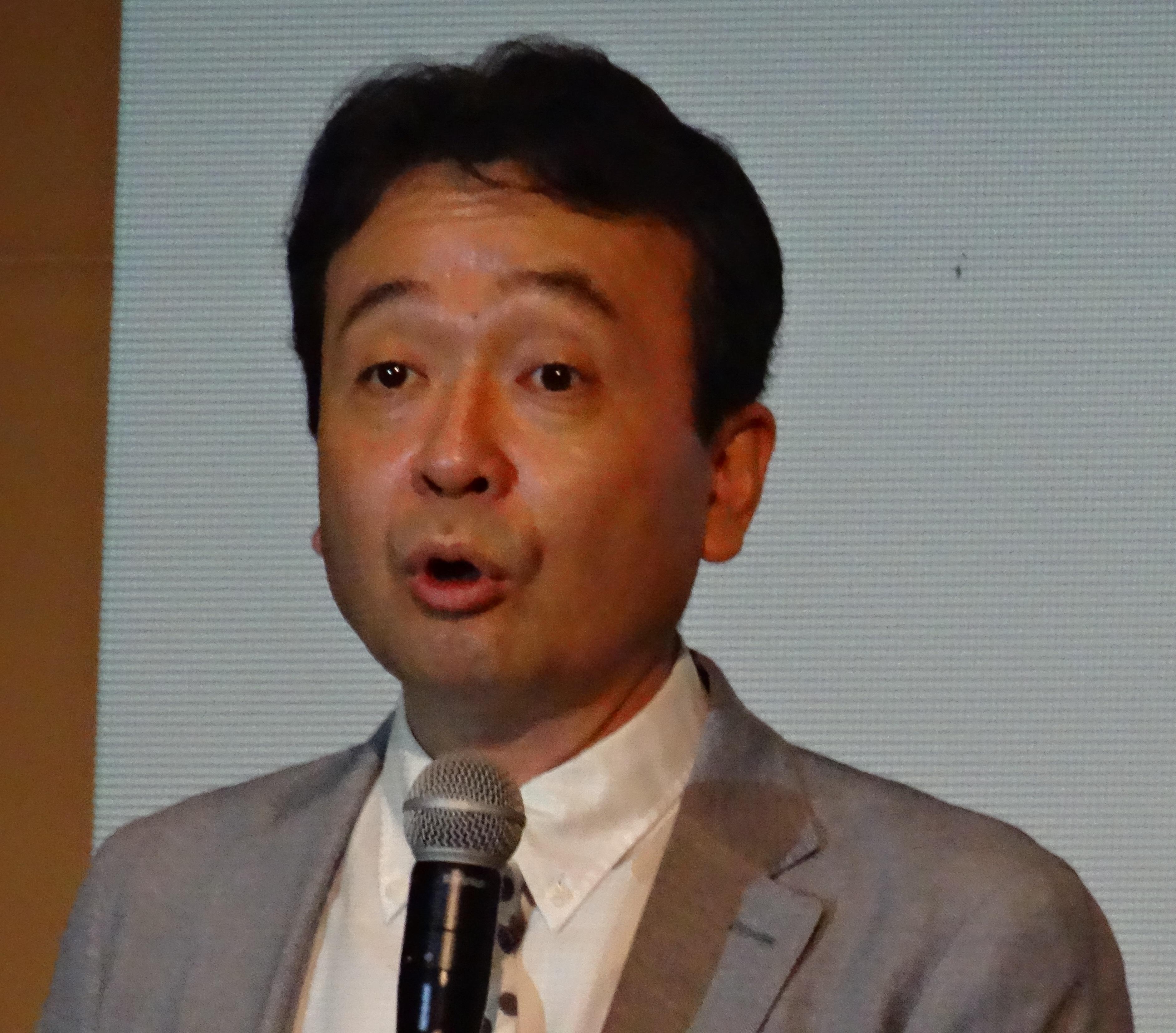 2017年5月 井上和彦先生の講演を聴いてきました