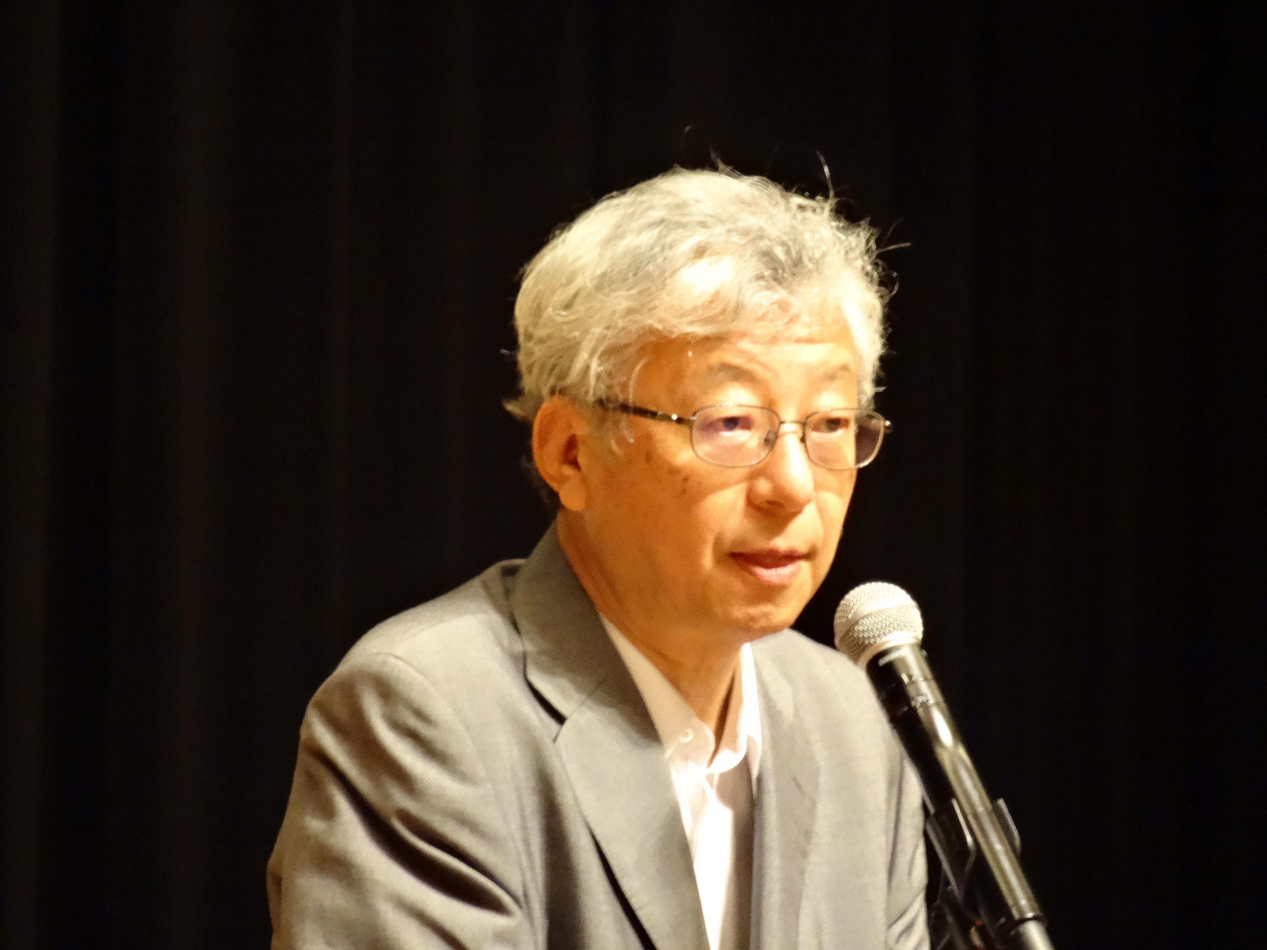 2016年9月 伊藤元重先生の講演を聴いてきました