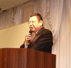 2013年12月12日(木) 須田慎一郎先生の講演を聴いてきました