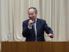 2014年1月28日(火) 池田 清彦先生の講演を聴いてきました