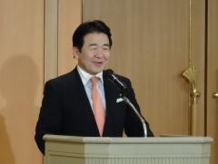 2014年2月19日(水) 竹中平蔵先生の講演を聴いてきました