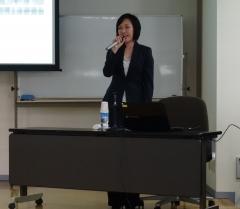 2014年4月10日(木) 菅野 朋子先生の講演を聴いてきました
