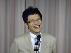 2014年6月4日(水) 名越康文先生の講演を聴いてきました