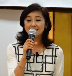2014年6月21日(土) 北原佐和子先生の講演を聴いてきました