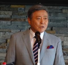 2014年7月9日(水)  小倉智昭先生の講演を聴いてきました
