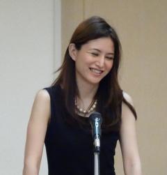 2014年9月29日(月) 山口真由先生の講演を聴いてきました