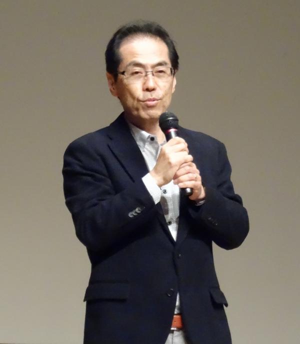 2015/02/19 古賀茂明先生の講演を聴いてきました