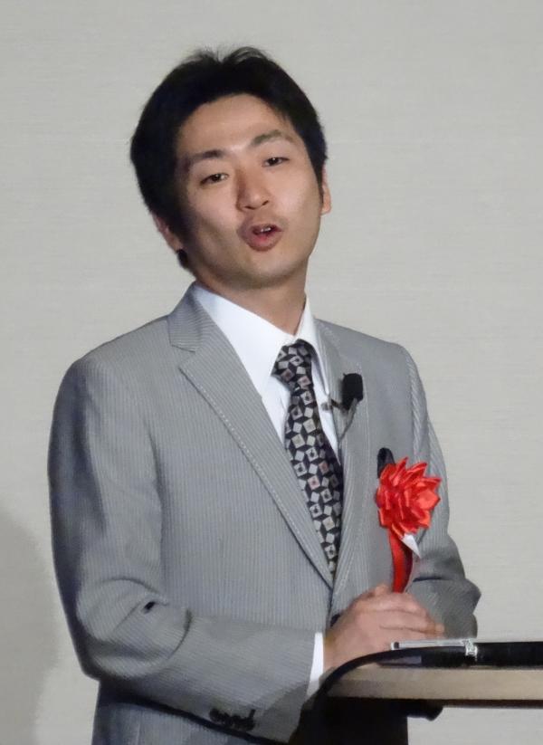 2015/11/05 飯田泰之先生の講演を聴いてきました