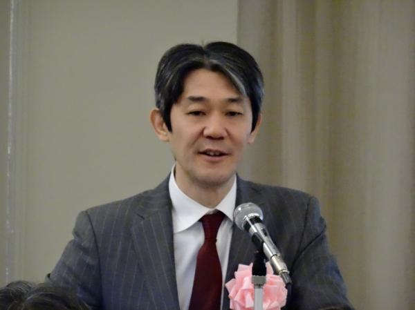 2016/01/19 富坂聰先生の講演を聴いてきました