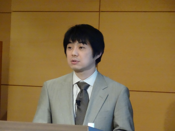 2016/01/22 池谷裕二先生の講演を聴いてきました