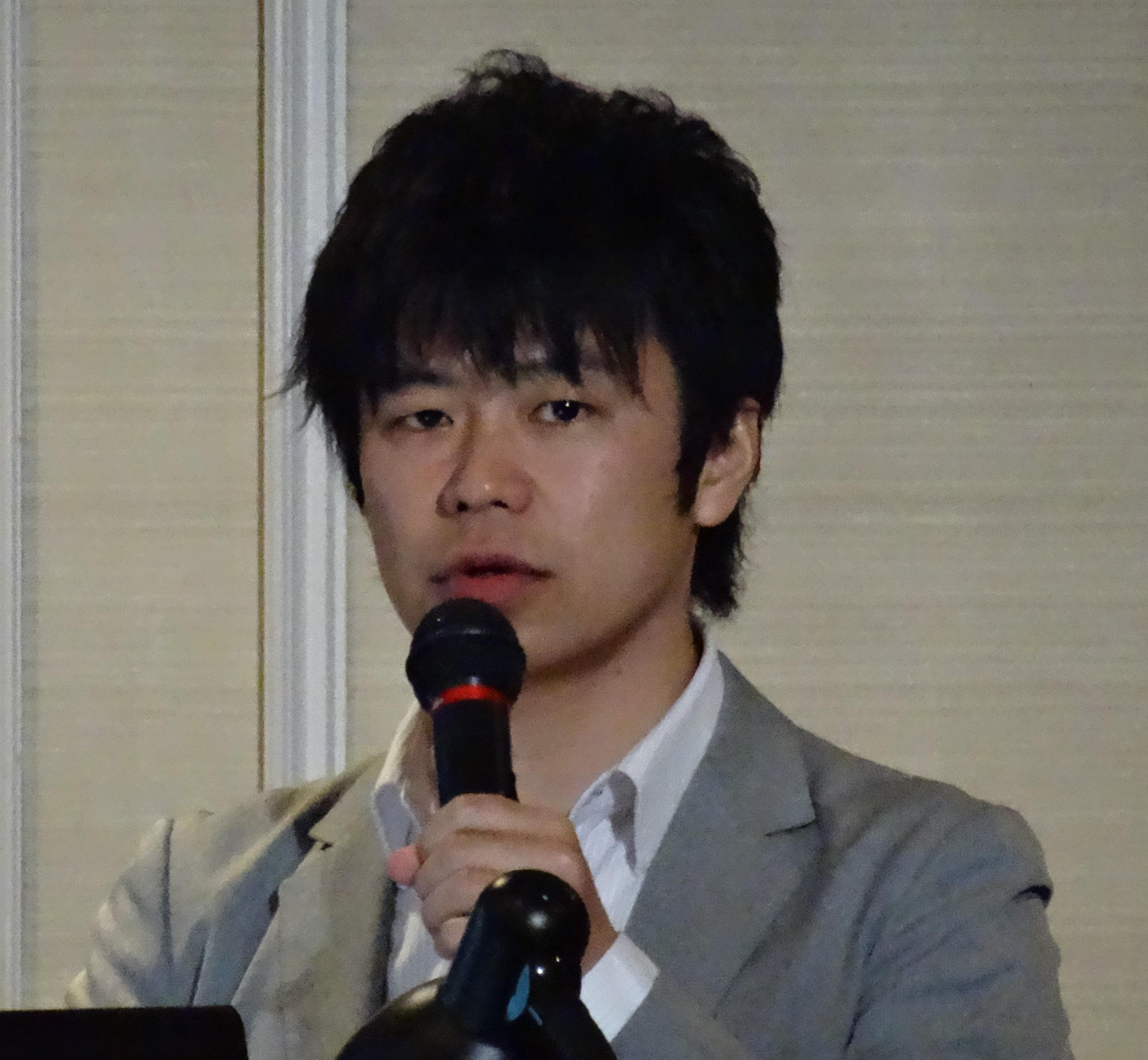 専属講師・井上智洋先生の講演を聴いてきました