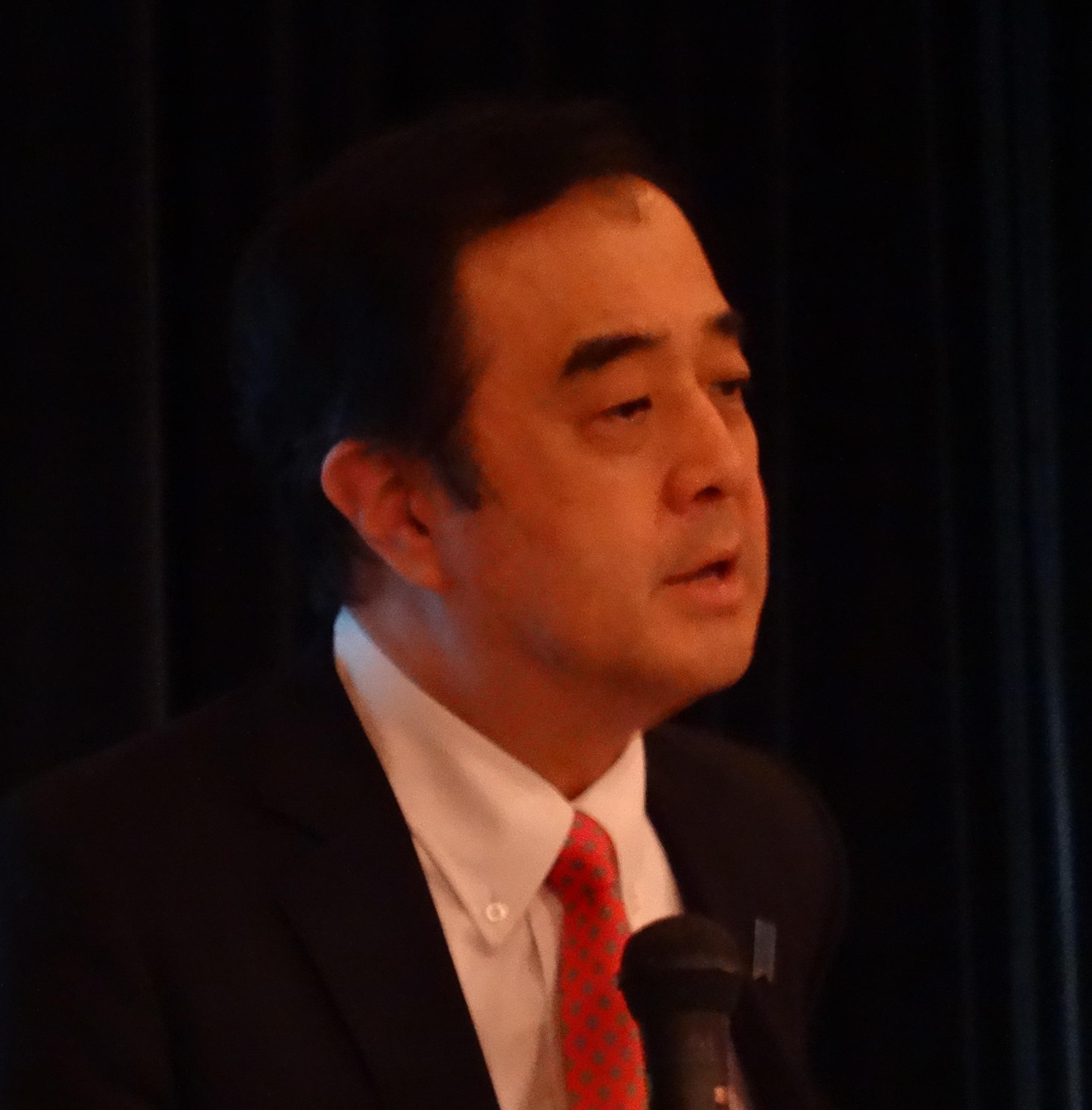 2016/9/8 宮家邦彦先生の講演を聴いてきました