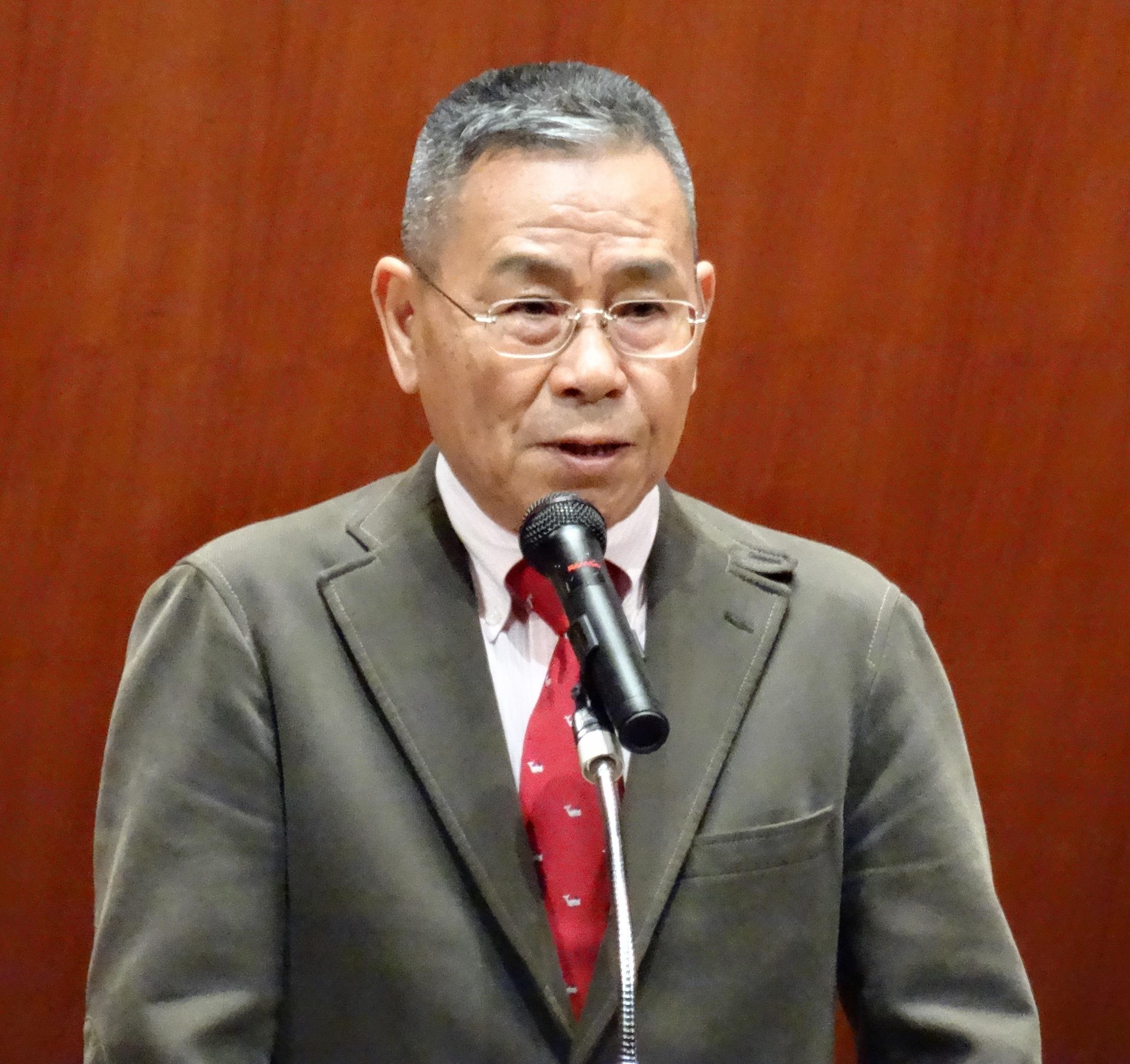 2016/05/19 山本一力先生の講演を聴いてきました