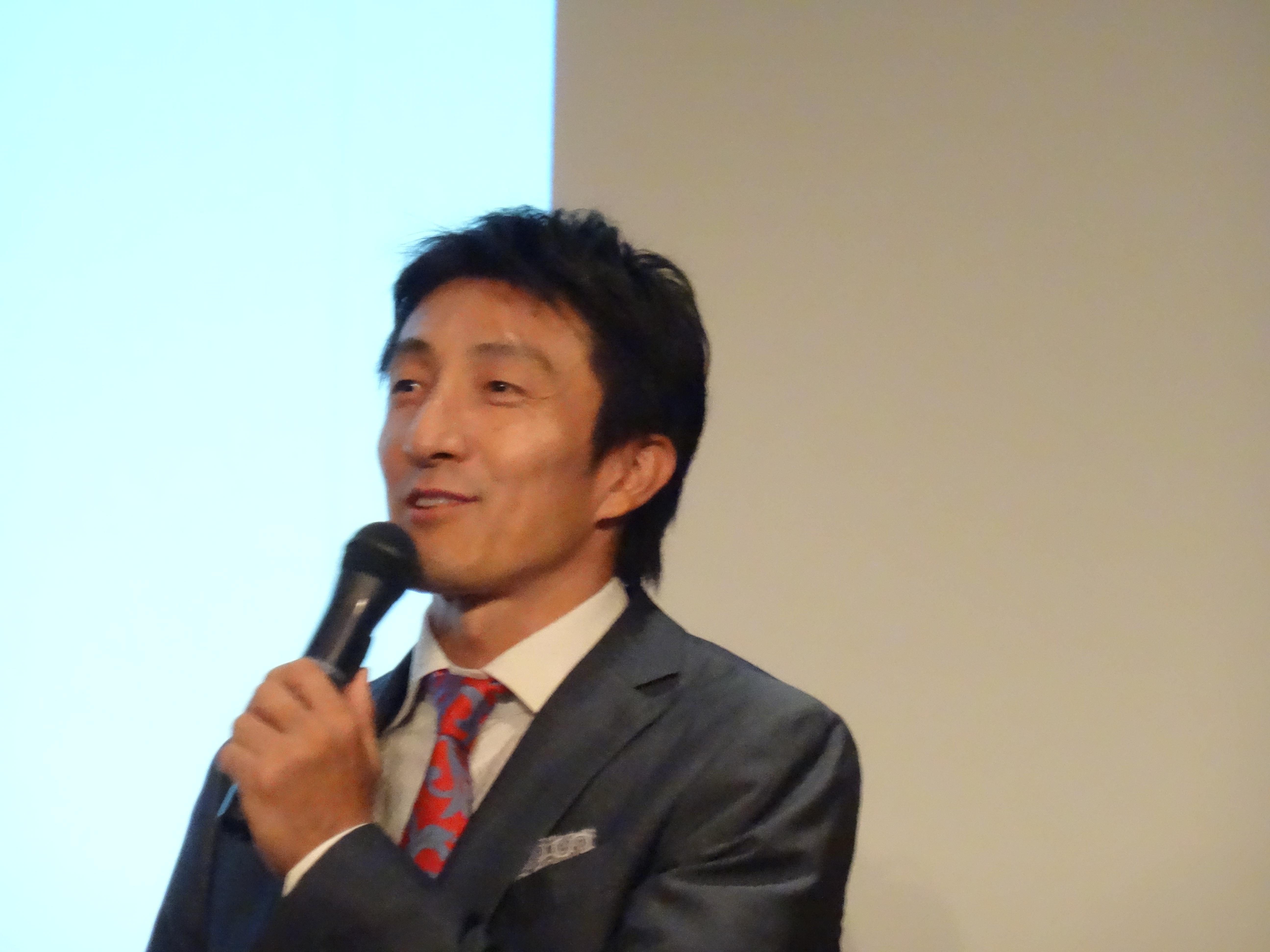 2016/9/2 朝原宜治先生の講演を聴いてきました