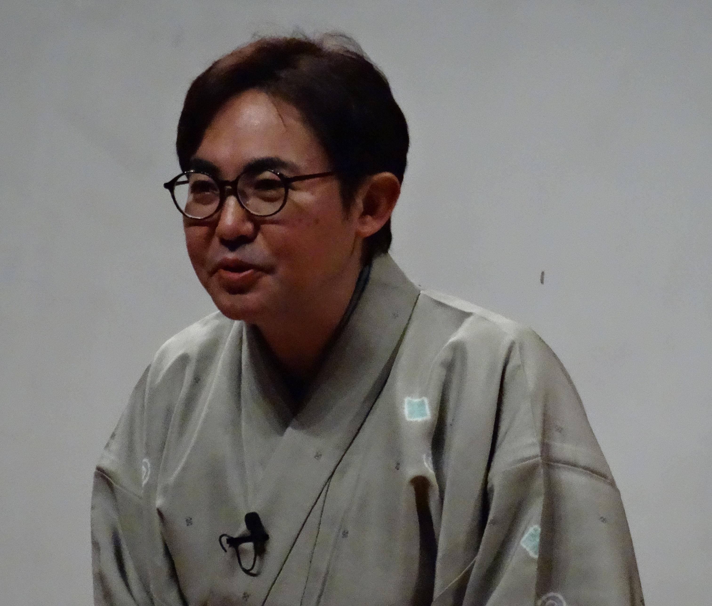 2016/02/28 林家三平師匠の講演(+落語)を聴いてきました
