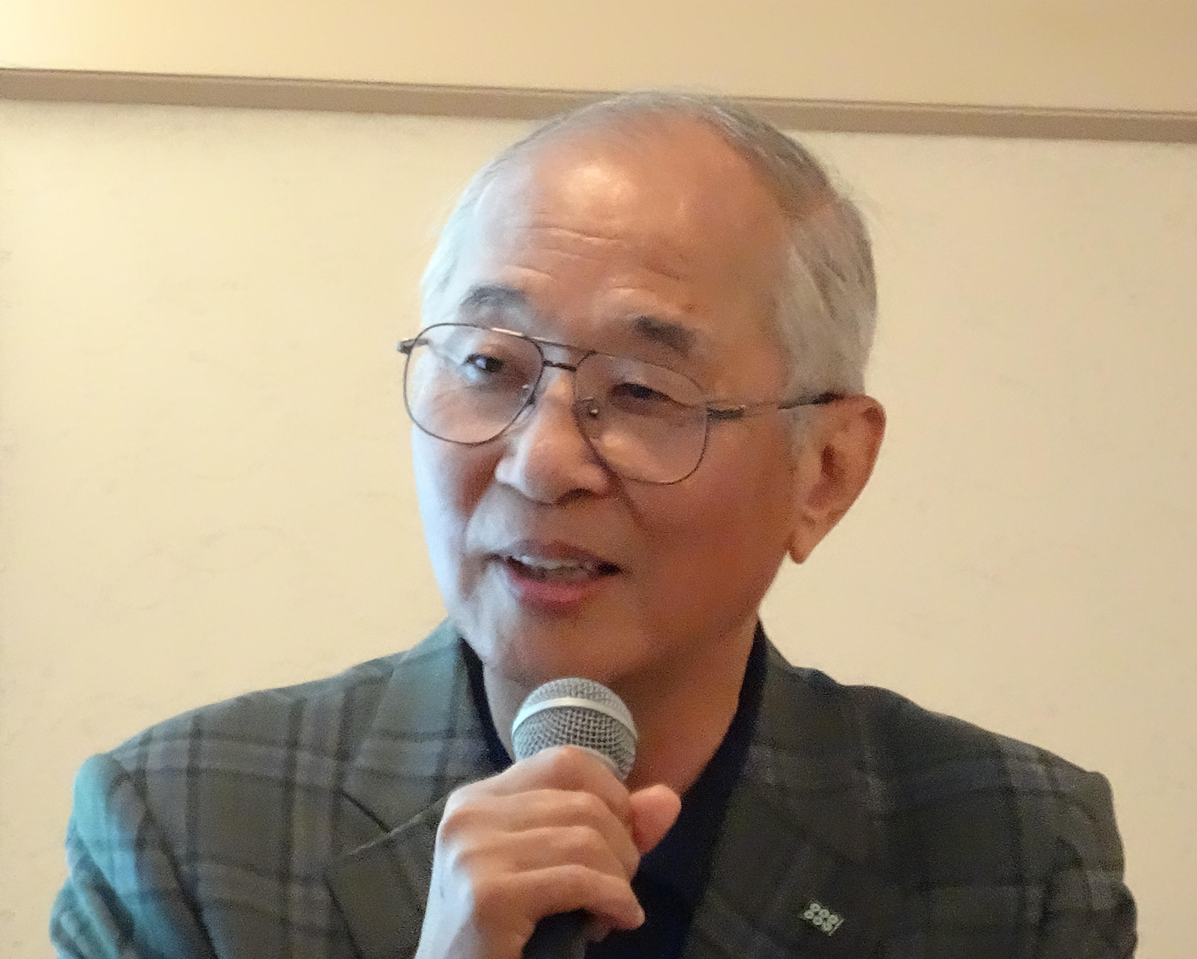 2016/05/12 真田徹先生の講演を聴いてきました