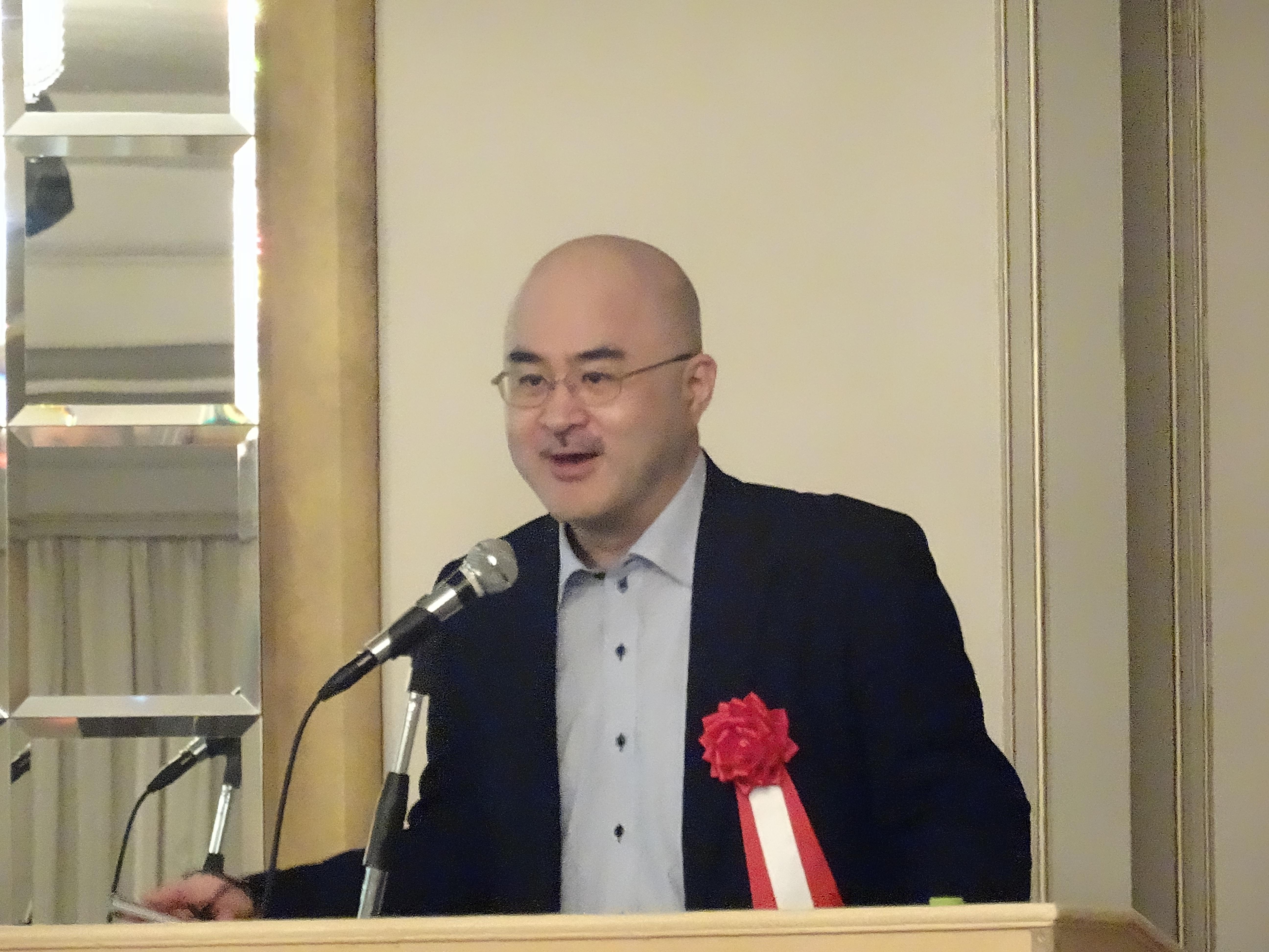 2016年12月 西成活弘先生の講演を聴いてきました