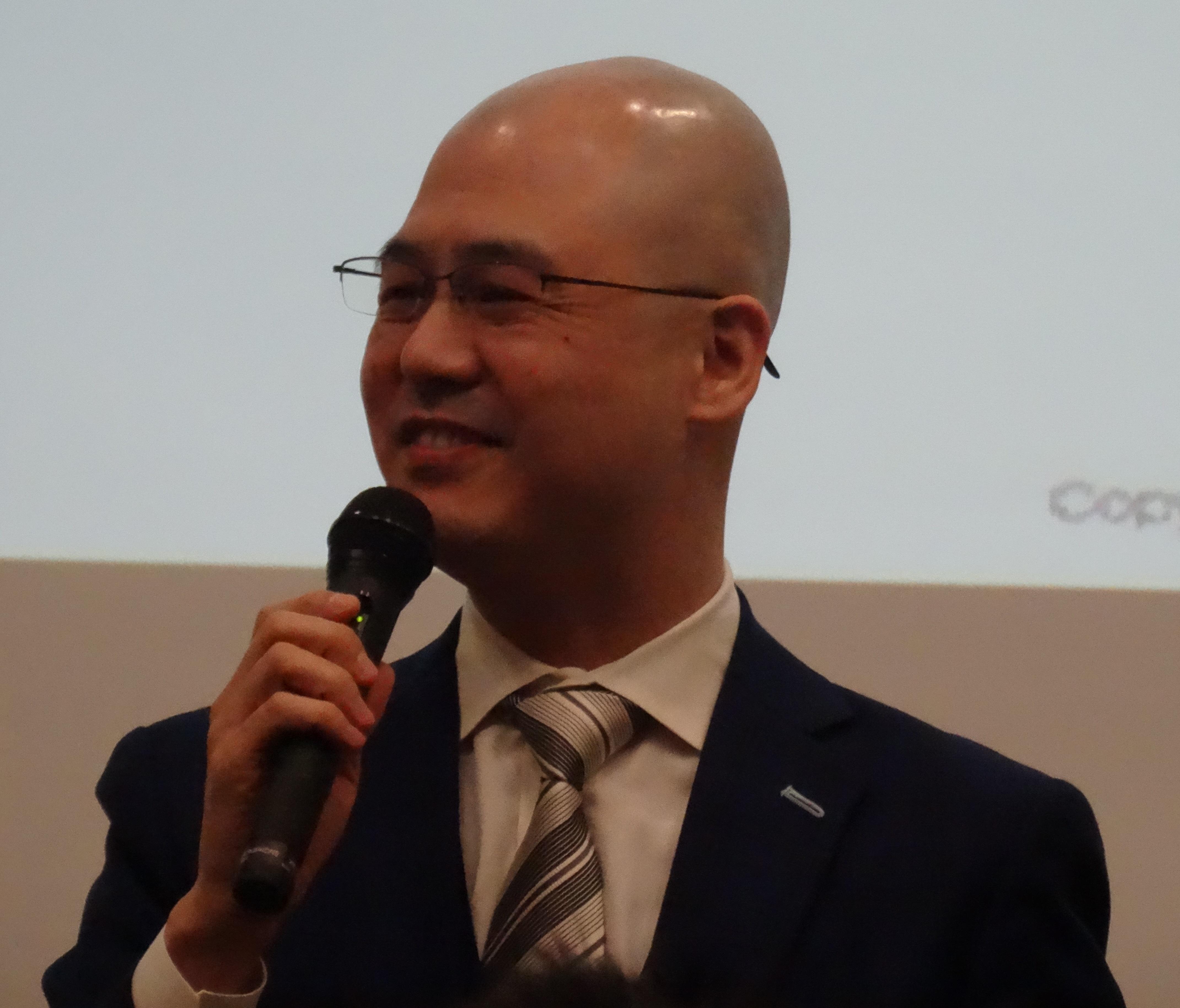 高村幸治先生の講演を聴いてきました