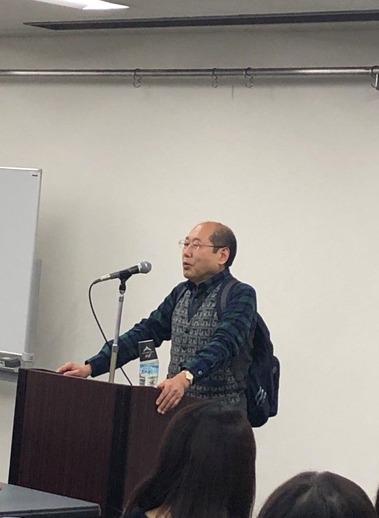 桐谷広人先生の講演を聴いてきました