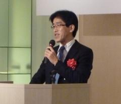 2013年11月26日(火) 岸博幸先生の講演会を聴いてきました