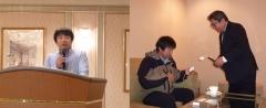 2013年12月11日(水) 三浦豪太先生の講演を聴いてきました