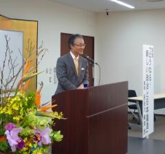 2014年1月16日(木)  長谷川幸洋先生の講演を聴いてきました