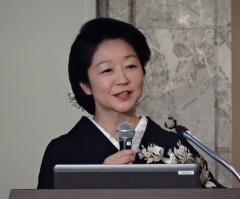 2014年3月10日(月) 白坂亜紀先生の講演を聴いてきました
