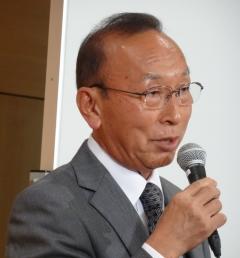 2014年4月23日(水) 石川顕先生の講演を聴いてきました