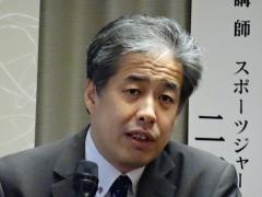 2014年5月22日(木) 二宮清純先生の講演を聴いてきました