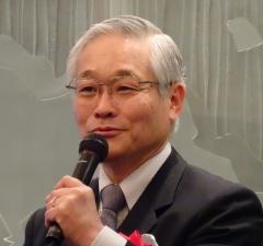 2014年6月9日(月) 辛坊正記先生の講演を聴いてきました