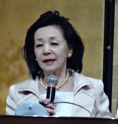 2014年7月15日(火) 櫻井よしこ先生の講演を聴いてきました