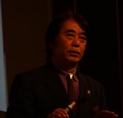 2014年10月10日(金) 黒木安馬先生の講演を聴いてきました