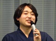 2015年1月26日(月) 武田双雲先生の講演を聴いてきました