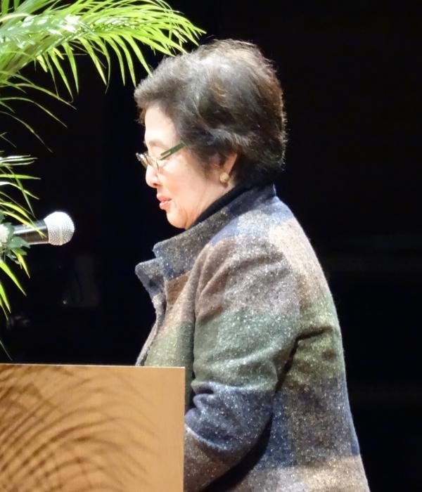 2015/02/03 戸田奈津子先生の講演を聴いてきました