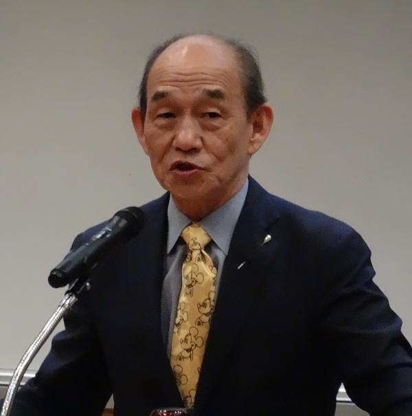 2015/02/06 笹野高史先生の講演を聴いてきました