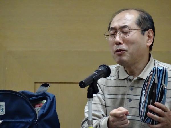 2015/02/13 桐谷広人先生の講演を聴いてきました