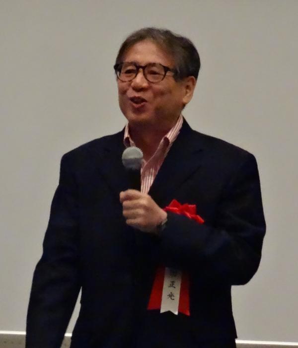 2015/08/22 森田正光先生の講演を聴いてきました