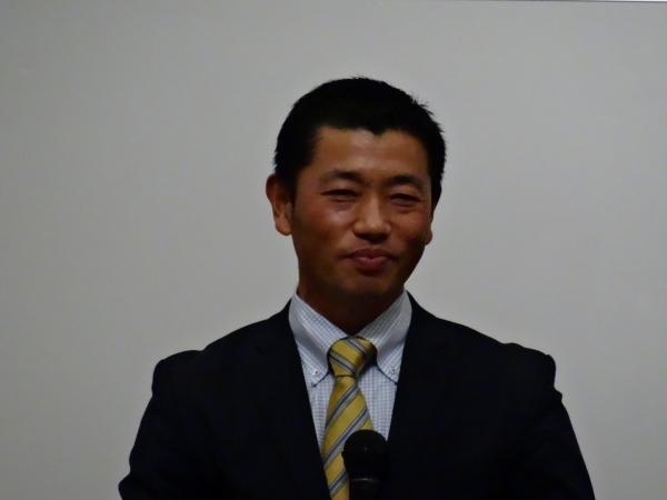 2016/02/03 奥村幸治先生の講演を聴いてきました