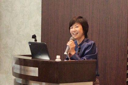 久田直子先生の講演を聴いてきました