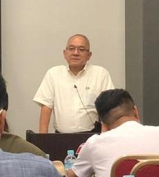 片山裕介先生の講演を聴いてきました