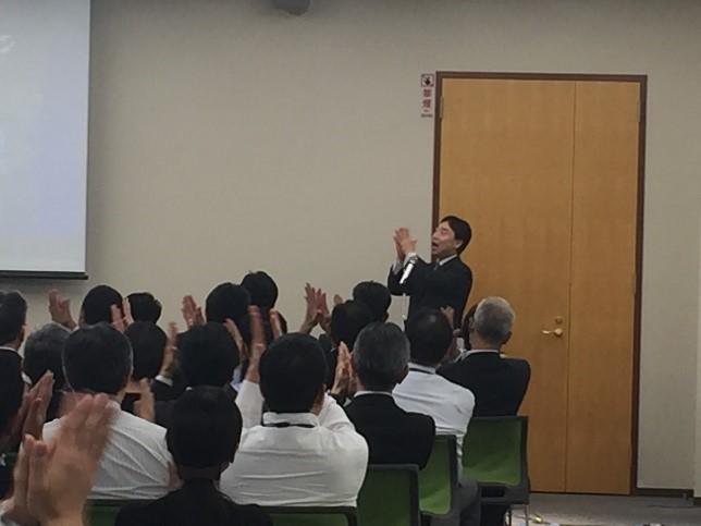 大平哲也先生の講演を聴いてきました