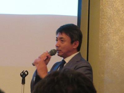 中村竜太郎先生の講演を聴いてきました