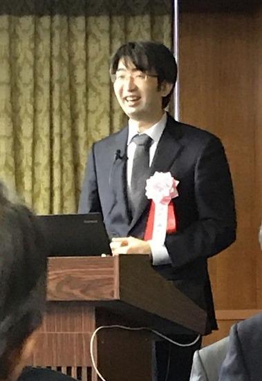 平松類先生の講演を聴いてきました