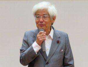 養老孟司先生の講演を聴いてきました