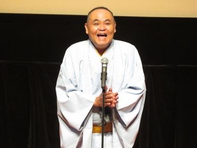 三遊亭多歌介先生の講演を聴いてきました