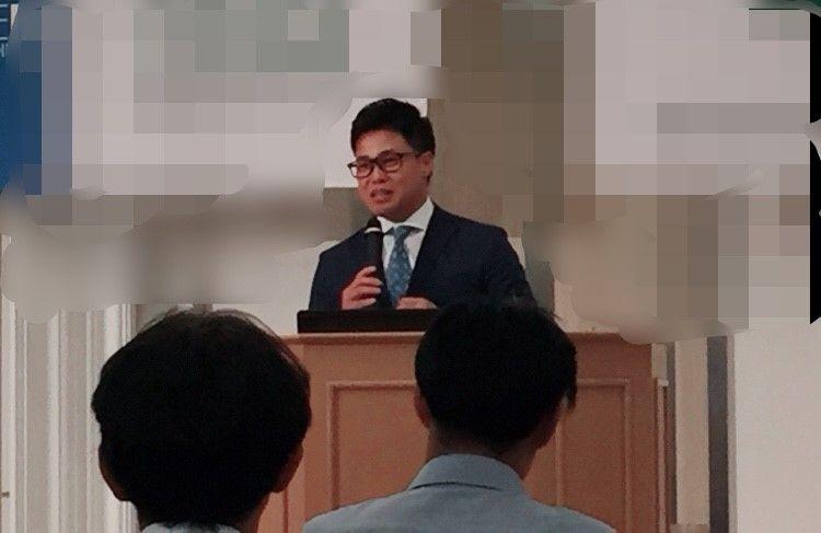 清水宏保先生の講演を聴いてきました