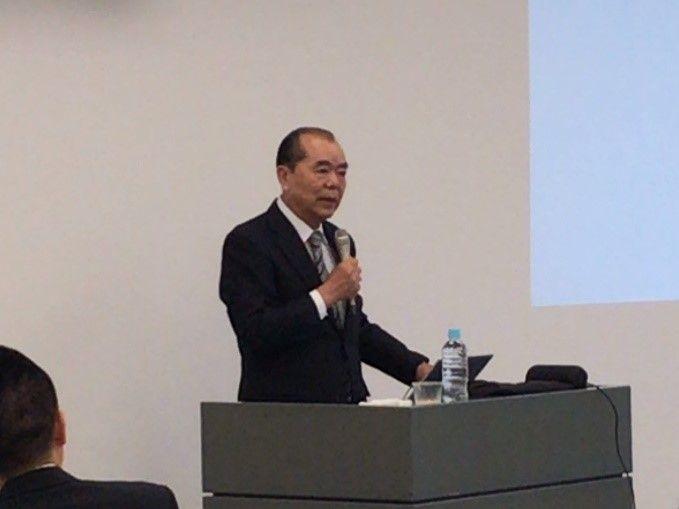 山村武彦先生の講演を聴いてきました