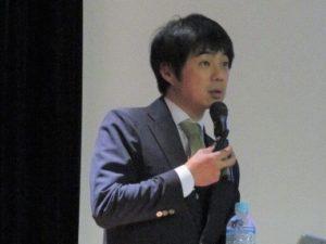 池谷裕二先生の講演を聴いてきました
