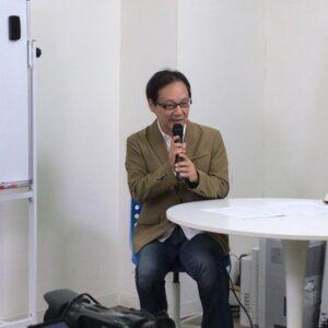 渋谷和宏先生のオンライン講演を実施しました