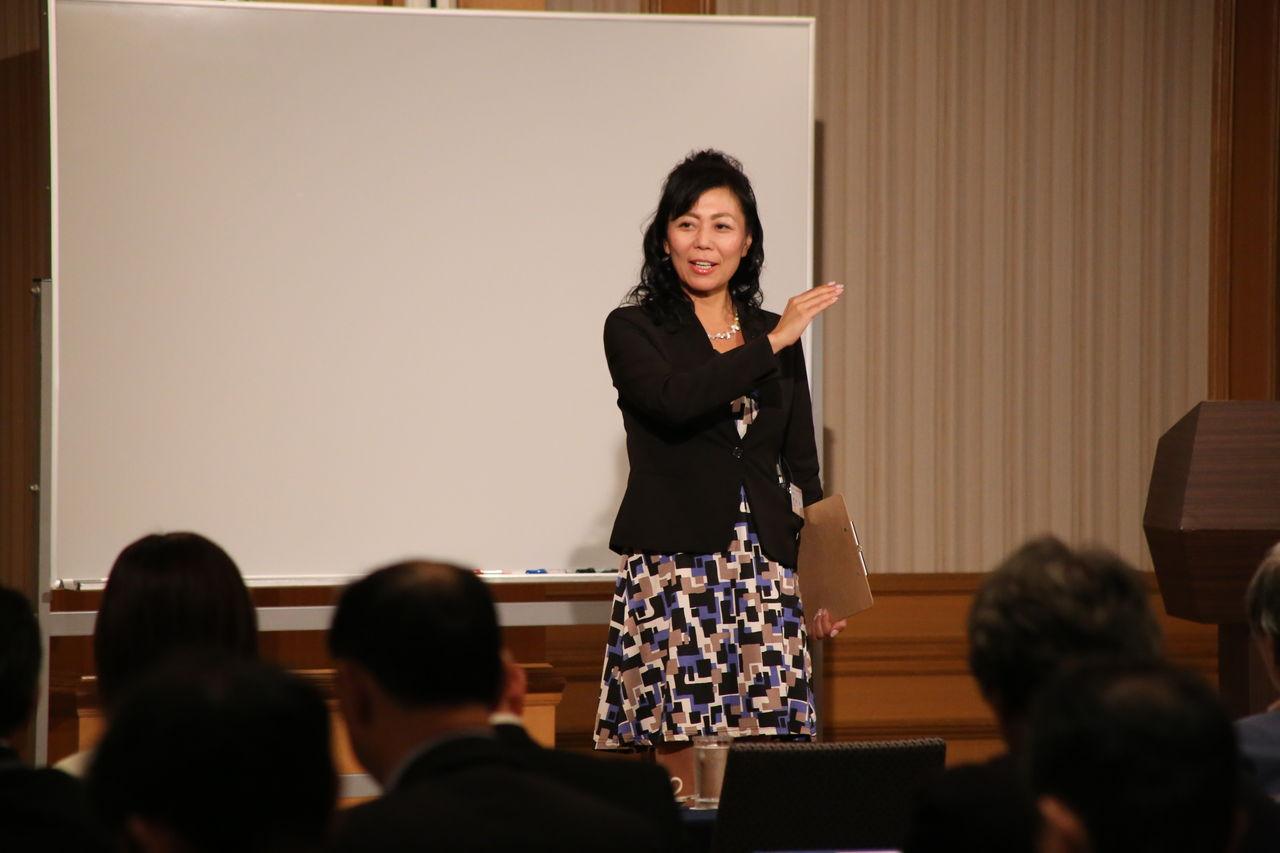 中野美加先生の講演を聴いてきました(2)